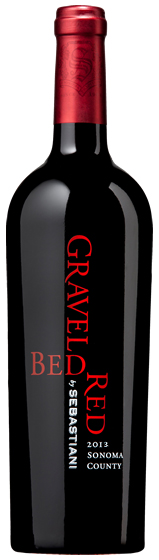 2013 GRAVEL BED RED PROPRIETARY RED BLEND