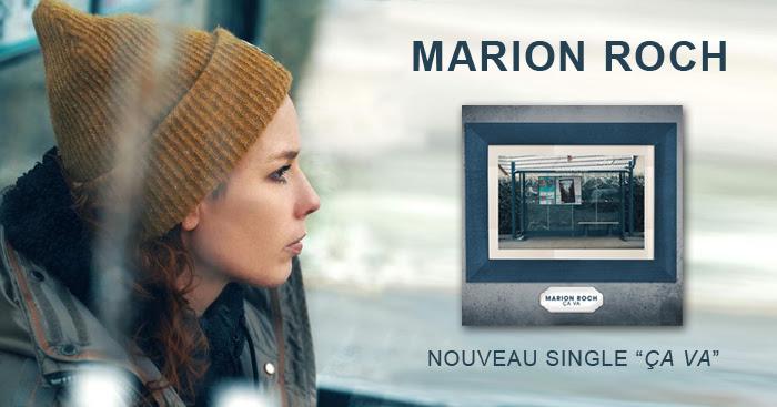 """Marion Roch, nouveau titre """"Ca va"""""""