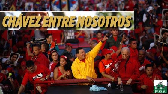 CHAVEZentreNOSotros