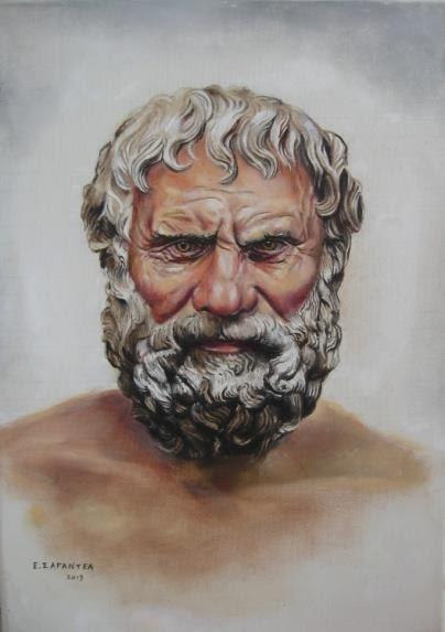 Αρχαίοι Έλληνες Φιλόσοφοι: Τι αποκαλύπτουν τα χαρακτηριστικά του προσώπου τους; - Φωτογραφία 2