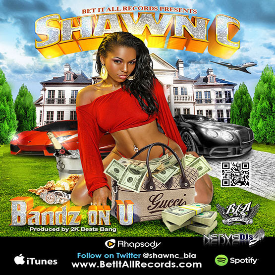 Bandz on U cover promo 2