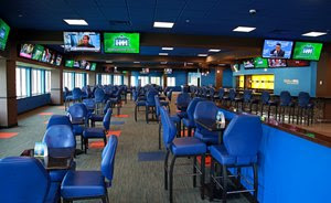 The William Hill Race and Sports Bar at Monmouth Park plans to offer sports wagering