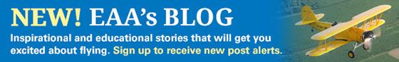 New! EAA's Blog. inspire.eaa.org