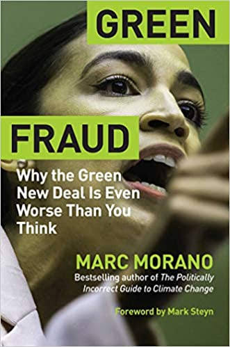 Bookstore bans Morano's anti-Green New Deal book: Conservative conference cancels book signings after bookseller balks at 'Green Fraud'
