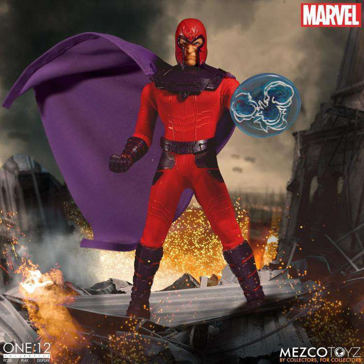 Image of Marvel One:12 Collective Magneto - Q4 2019