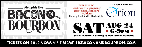 Memphis Flyer Bacon & Bourbon Festival