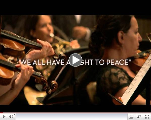 Ode to Peace (teaser) September 19, 2014