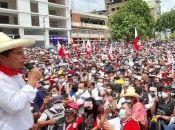 Castillo tiene 71.441 votos de ventaja sobre la derechista Fujimori, con el 99.998 por ciento de las actas electorales procesadas.