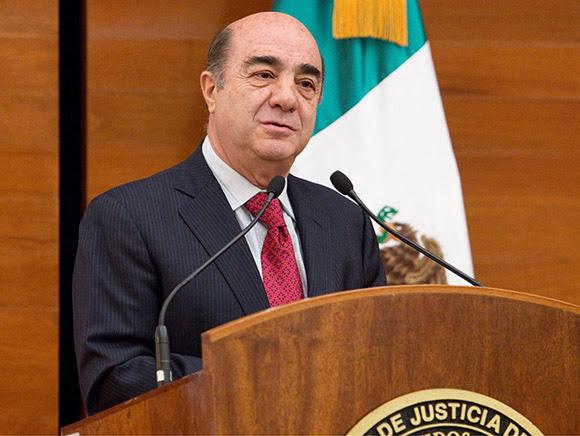 Procurador general de México, Jesús Murillo Karam. Foto: AP.