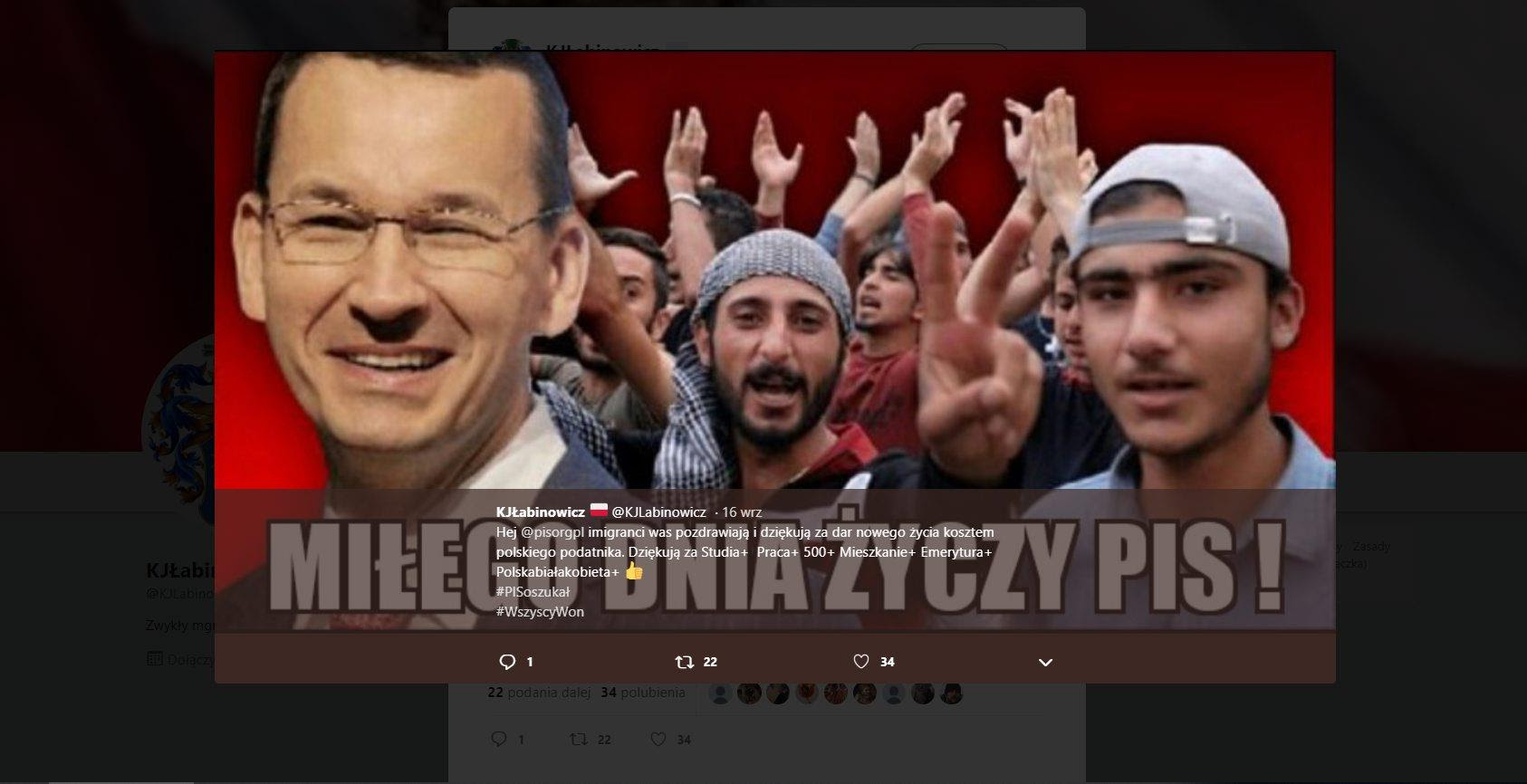Polska otwiera się na masową imigrację