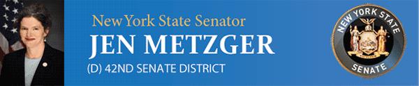 Senator Jen Metzger