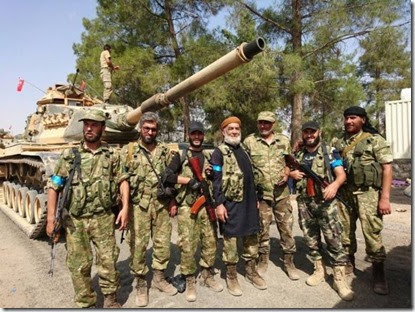 Turkse invasie Syrië - 24 augustus 2016