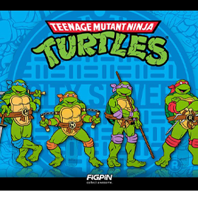 FiGPiN: Teenage Mutant Ninja Turtles