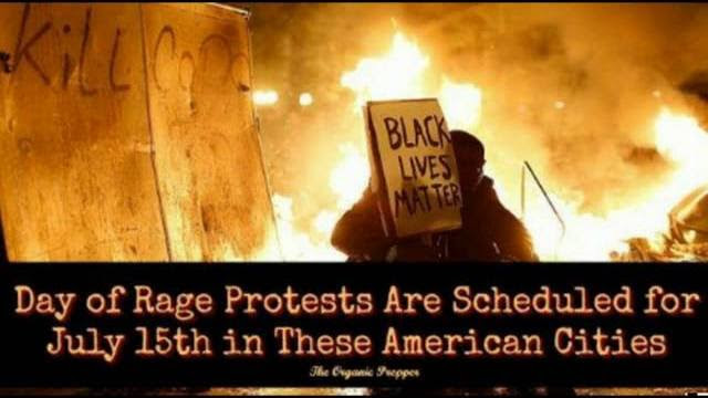 Dahboo77 Video: Day Of Rage On July 15th- Warning, Full List of Cities and Times