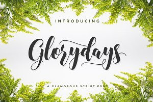 Glorydays - 30% Off