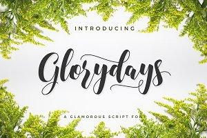 Glorydays - 30% Off