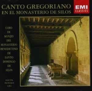 Canto Gregoriano En El Monasterio de Silos (CD, Album, Reissue) album cover