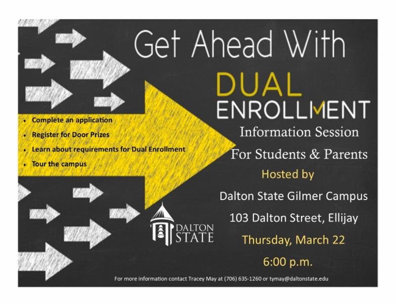 Dual Enrollment at Dalton State College