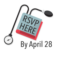 RSVP Here by April 28