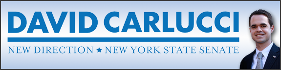 David Carlucci for NY