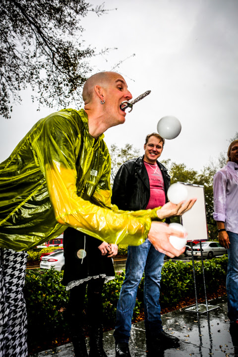 "Celebrate ""World Sword Swallower's Day"" with Ripley's Believe It or Not!"