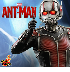 MOVIE MASTERPIECE 1/6 ANT-MAN