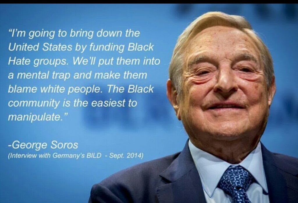 Soros Busted! Scheme to Start Civil War Exposed! Next Step a Citizen's Arrest!