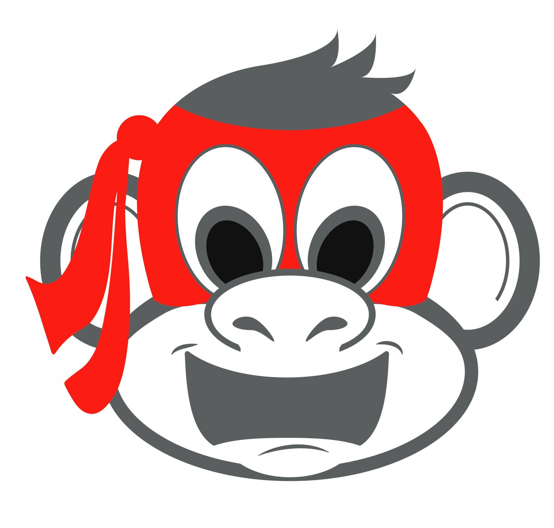 Ninja_Monkey_Head