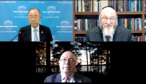 Chief Rabbi of UK Says It's 'Alarming' That 44% of Muslims Are Anti-Semitic