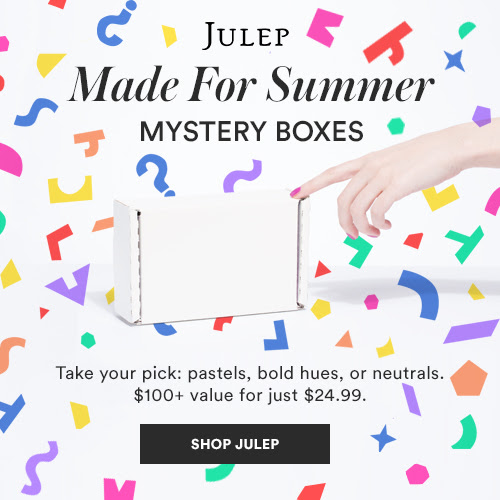 Julep: Made for Summer Mystery...