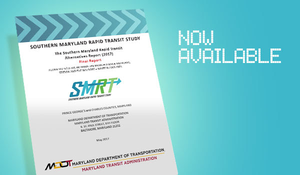 SMRT FInal Alternatives Report Now Available