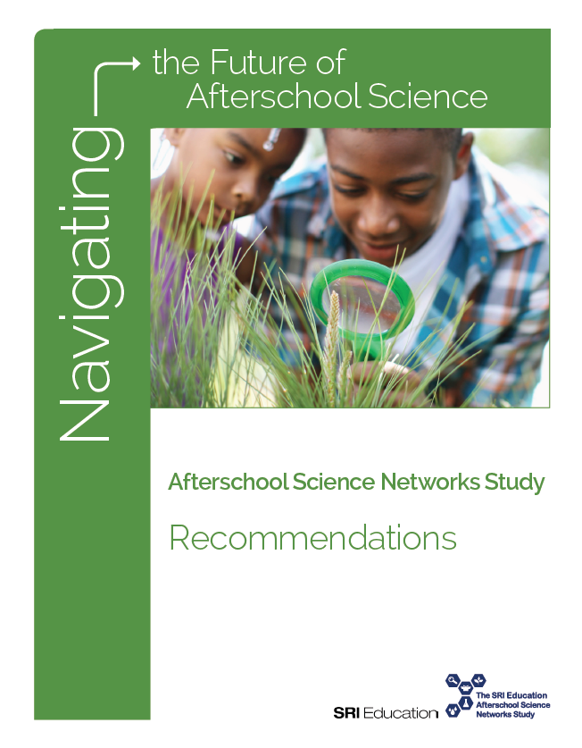 A New Vision for After School Science Education