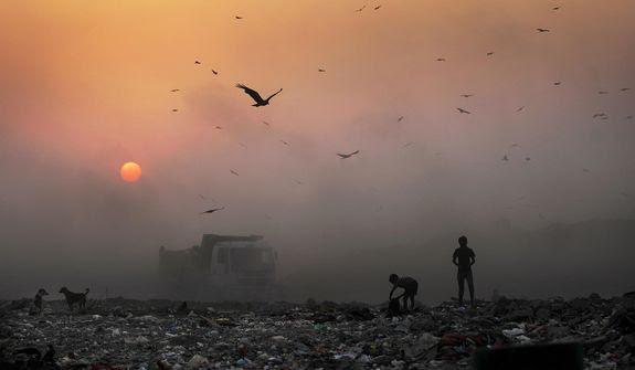Developing Nations Threaten to Keep Polluting unless They're Paid