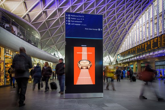 A new £280m digital advertising deal between Network Rail and JCDecaux will transform the passenger experience at largest stations