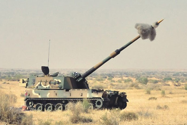 India approves K9 artillery buy