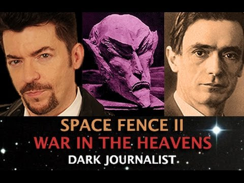 SPACE FENCE II - AHRIMAN WAR IN THE HEAVENS! DARK JOURNALIST & ELANA FREELAND  Hqdefault