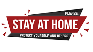 Play it Safe: Stay at Home