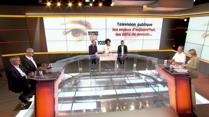 Télévision publique : les enjeux d'aujourd'hui, les défis de demain…