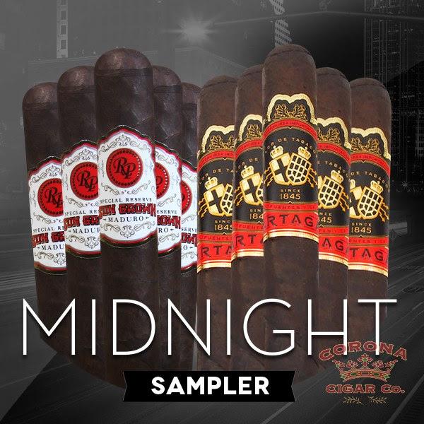 Image of Midnight Sampler