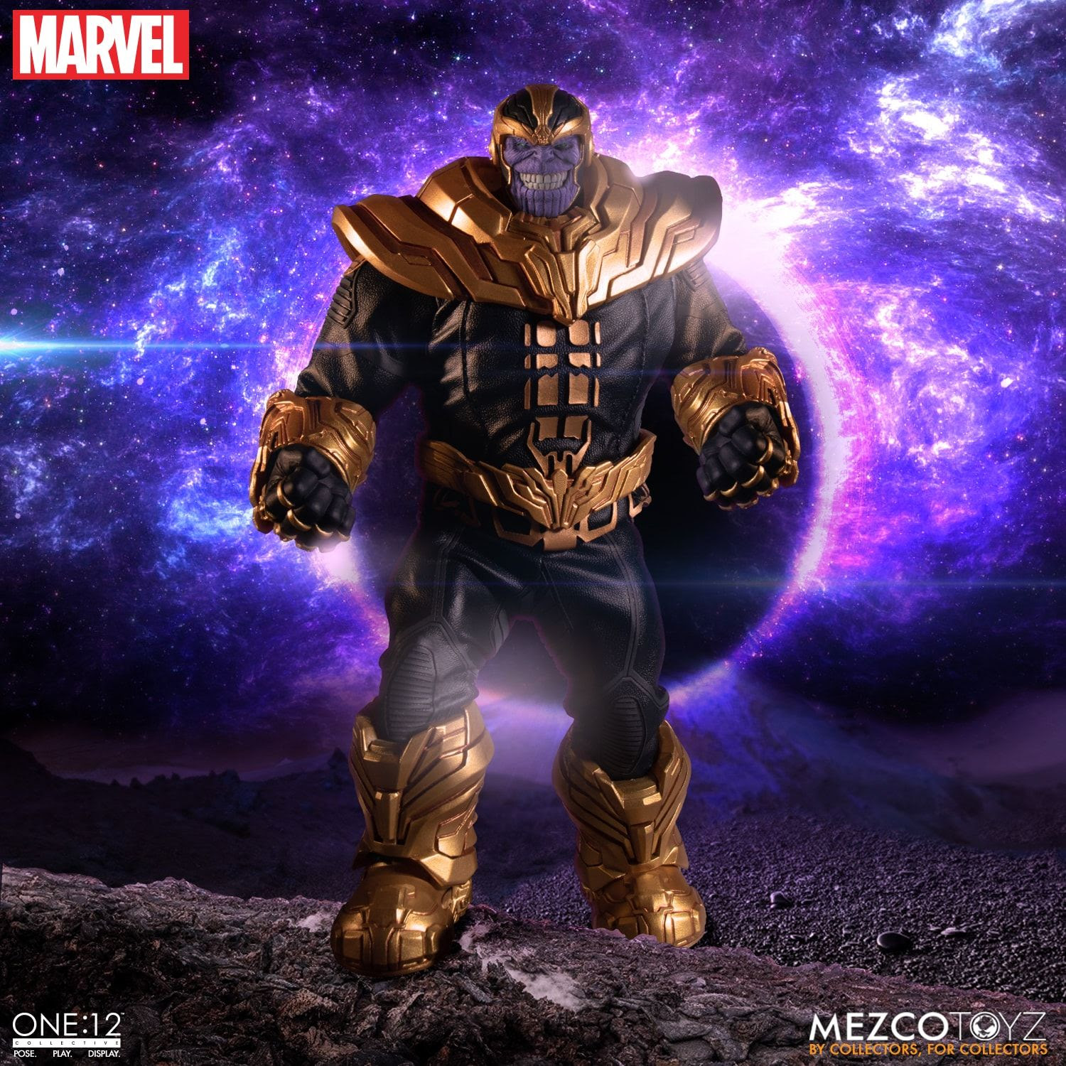 Image of Marvel Comics One:12 Collective Thanos - SEPTEMBER 2020