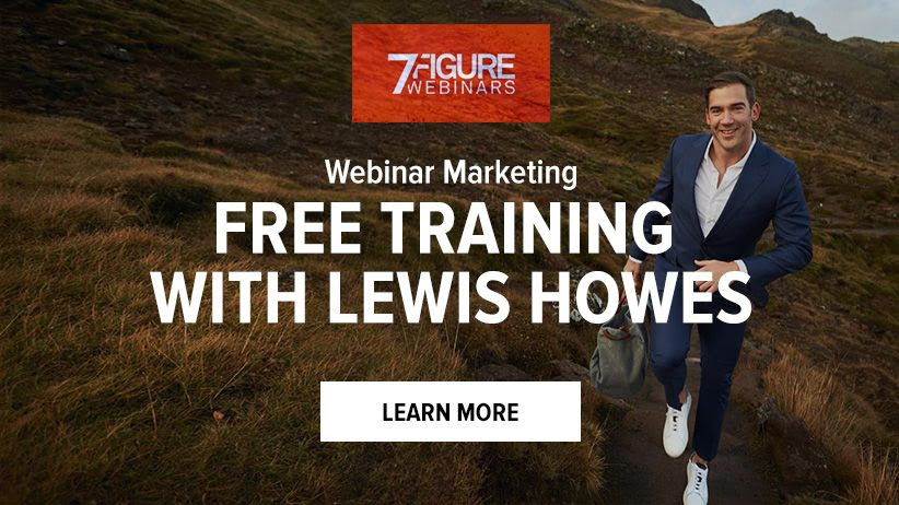 Free Live Training With Lewis Howes on Jan. 19