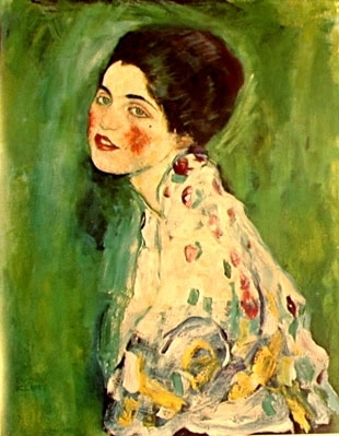 Image result for klimt found in piacenza