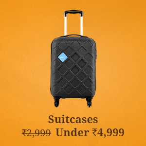Suitcases under Rs.2999