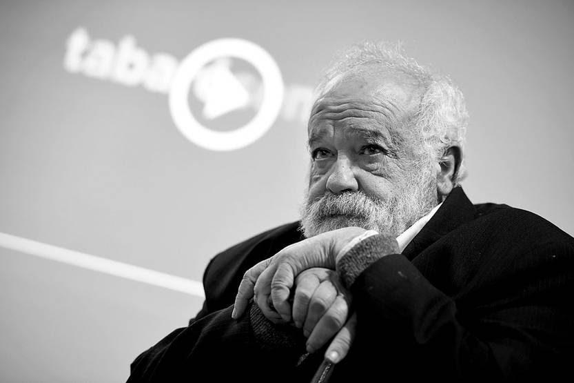 Eleuterio Fernández Huidobro. Foto: Nicolás Celaya (archivo, octubre de 2014)