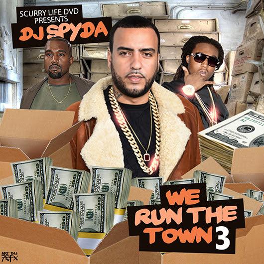 web mixtape djspyda WRTT3