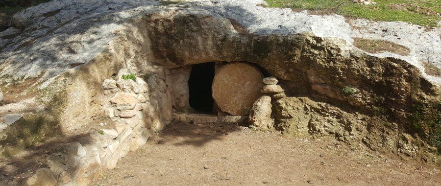 PiÄ™kna modlitwa znaleziona w Grobie Pana Jezusa