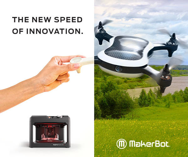 The New Speed of Innovation - MakerBot
