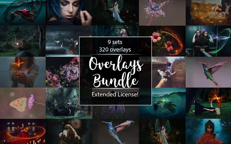 Fantasy Overlays Bundle
