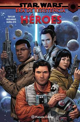 Star Wars: Era de Resistencia (Cartoné 144 pp) #1