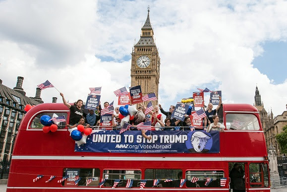 UK and US united to stop Trump